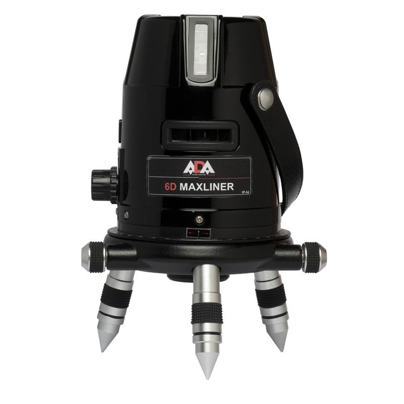Построитель лазерных плоскостей ADA 6D Maxliner ротационный нивелир ada instruments rotary 500 h servo a00338