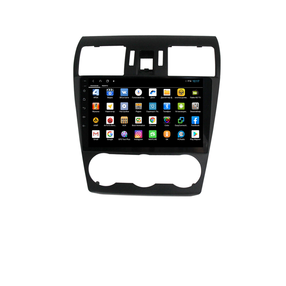 Штатная магнитола Parafar для Subaru Forester, WRX, XV 2013-2015 Android 8.1.0 (PF995XHD) (+ Камера заднего вида в подарок!)