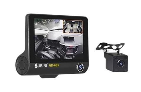 Видеорегистратор Subini GD-685RU