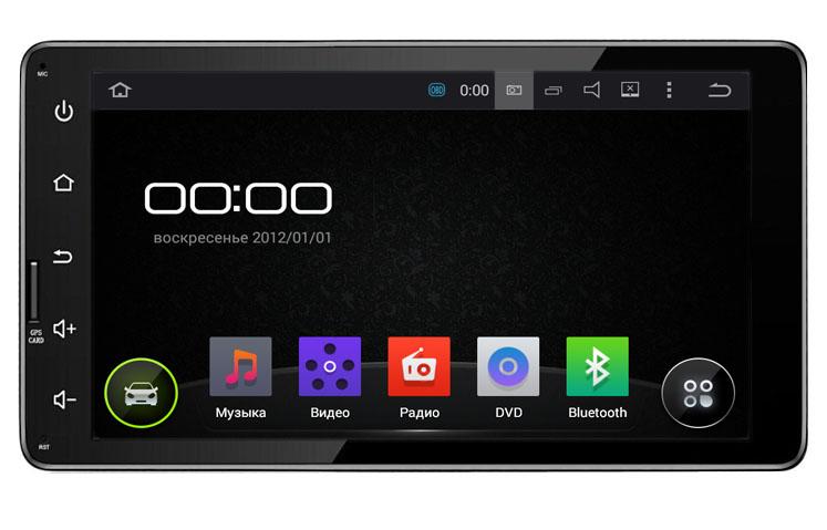 Штатная магнитола INCAR AHR-6197 для Mitsubishi Outlander 12 Android 5.1 mitsubishi штатная магнитола s100 для l200 на windows c094
