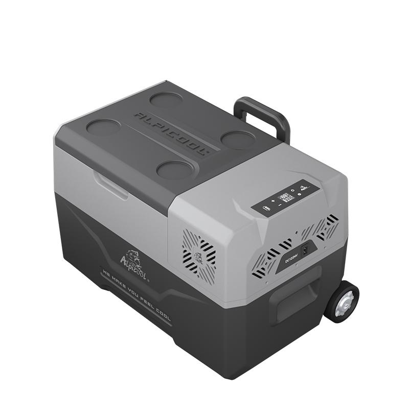 Автохолодильник компрессорный Alpicool CX30 (+ Аккумулятор холода в подарок!)