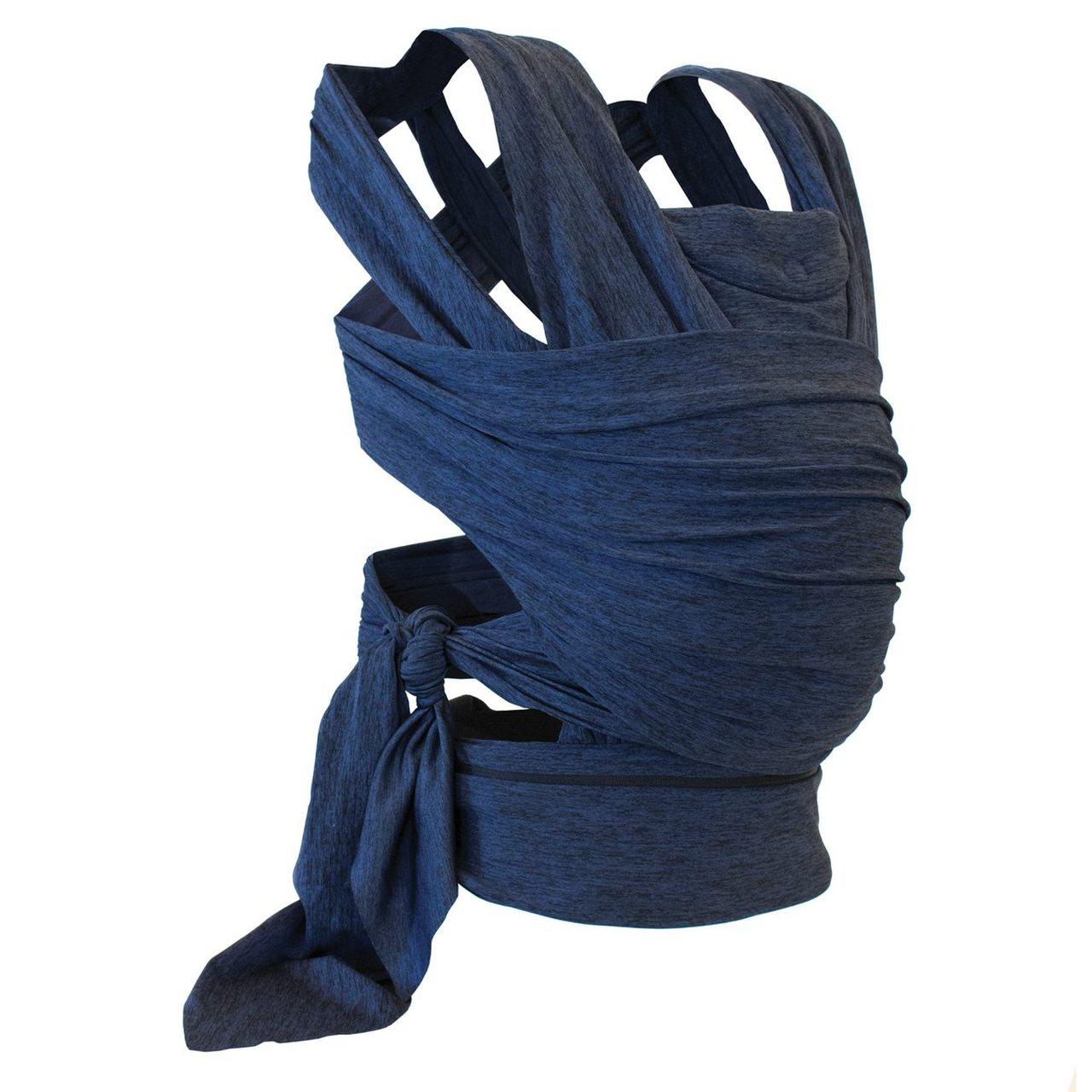 Картинка для Переноска Chicco Boppy ComfyFit Blue (+ Антисептик-спрей для рук в подарок!)
