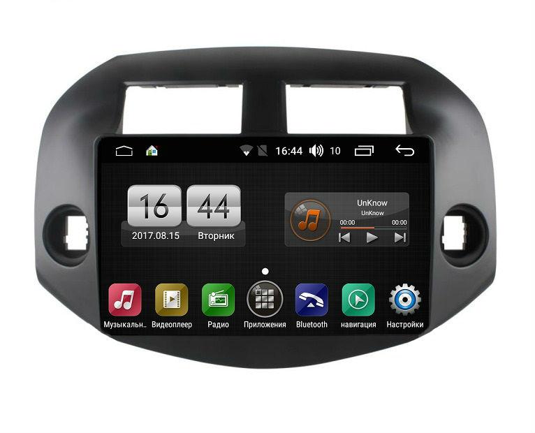 Штатная магнитола FarCar s175 для Toyota Rav4 на Android (L018R) штатная магнитола farcar s175 для toyota camry на android l064r