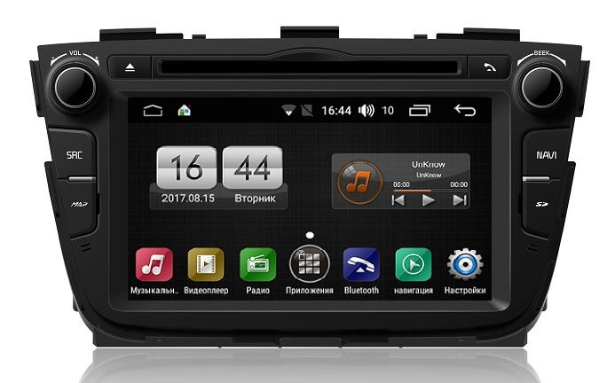 Штатная магнитола FarCar S170 для KIA Sorento 2013+ на Android (L224) цифровое ip атс cisco7965g