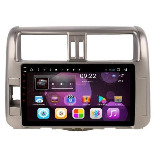 Штатная магнитола vomi ST2753-T8 для Toyota LC Prado 150 2010-2013 Android 8.1 (+ Камера заднего вида в подарок!) штатная магнитола toyota lc prado 150 2014 2017 2 16 gb ips vomi vm2692 t8 android 7 8