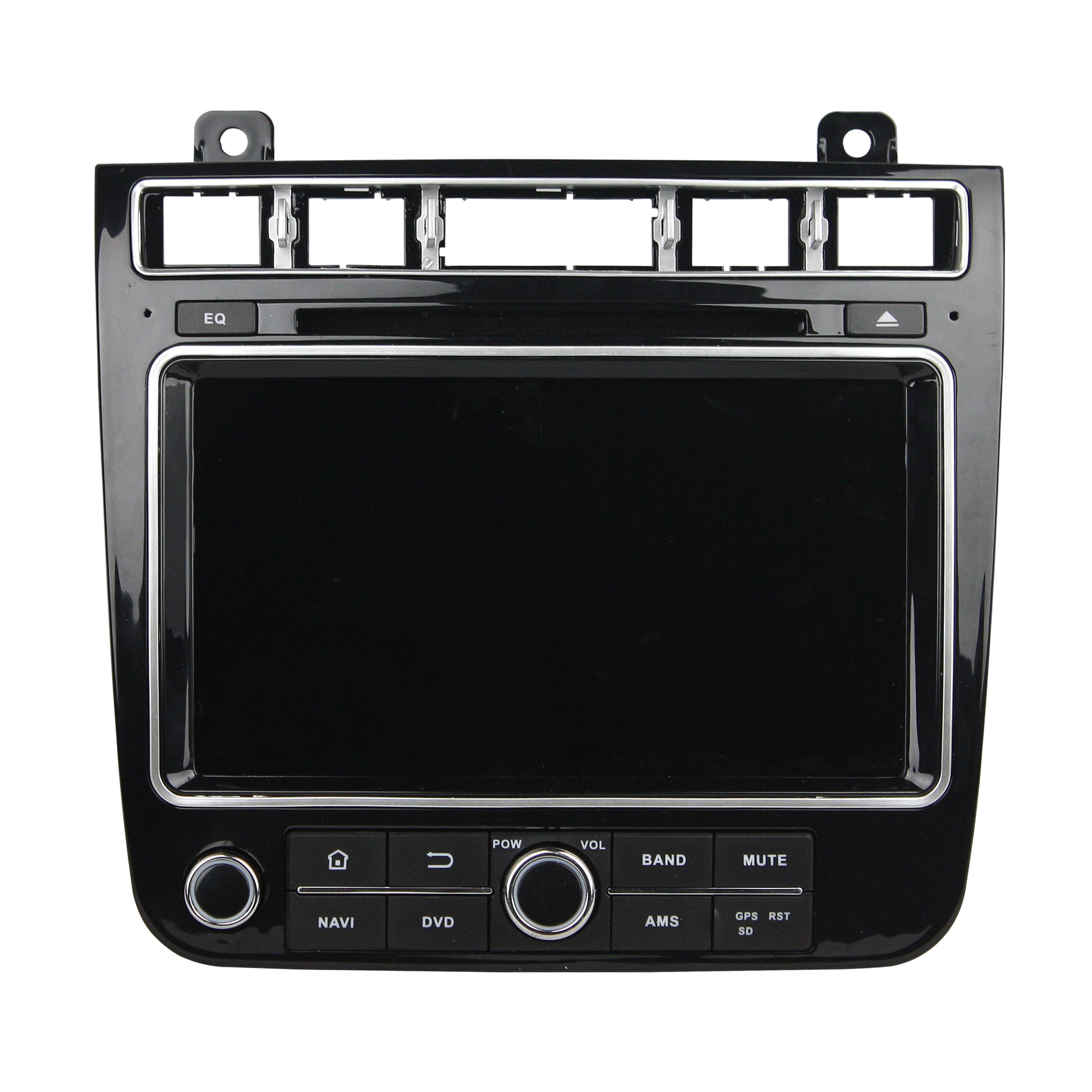 Штатная магнитола CARMEDIA KD-8122 DVD Volkswagen TOUAREG 2015+ (поддержка всех опций кроме: подогрев руля,  лобового стекла, управление Вебасто, белая подсветка)