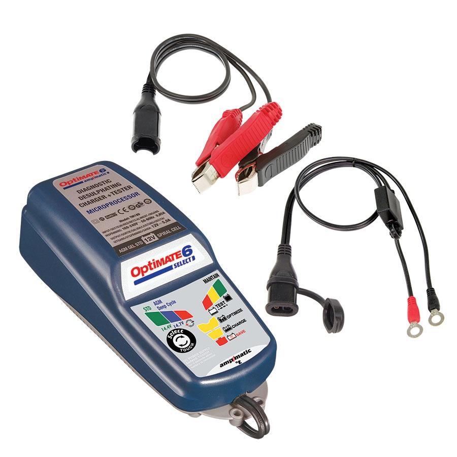 Зарядное устройство Optimate 6 Select TM190 недорго, оригинальная цена