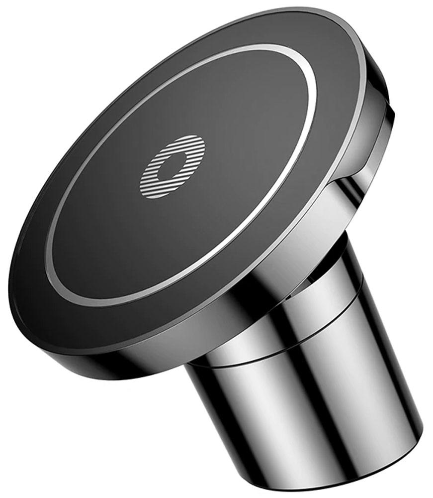 Магнитный держатель с беспроводной зарядкой Baseus Big Ears Car Mount Wireless Charger (WXER-01) black автомобильный держатель для телефона на торпеду baseus mouth car mount черный sudz 01