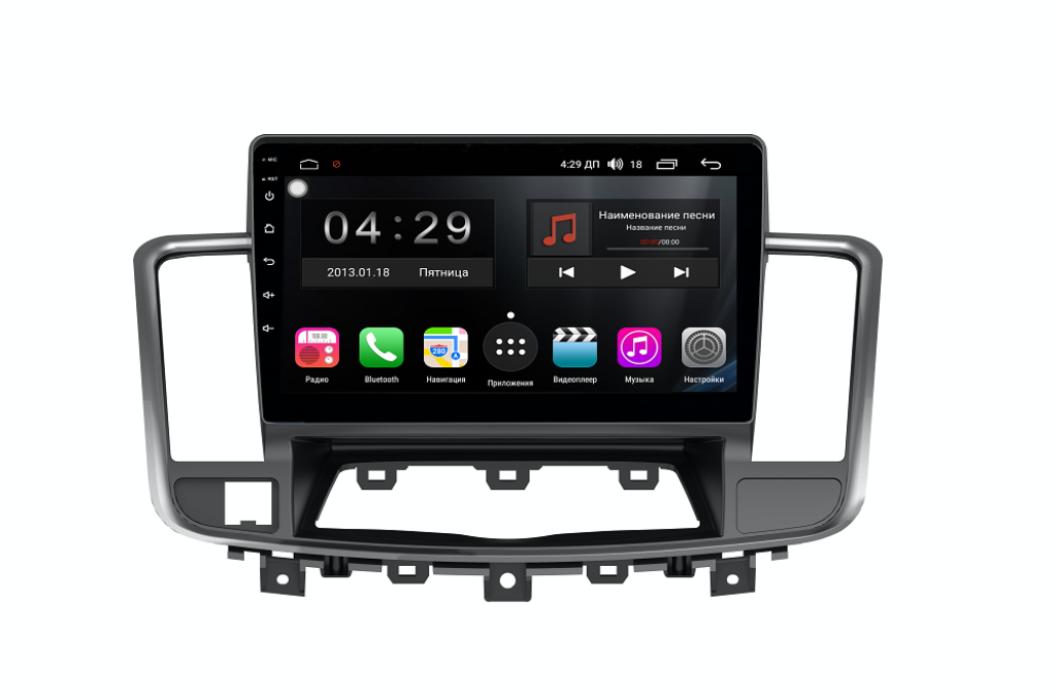 Штатная магнитола FarCar s300 для Nissan Teana на Android (RL1076R) (+ Камера заднего вида в подарок!)