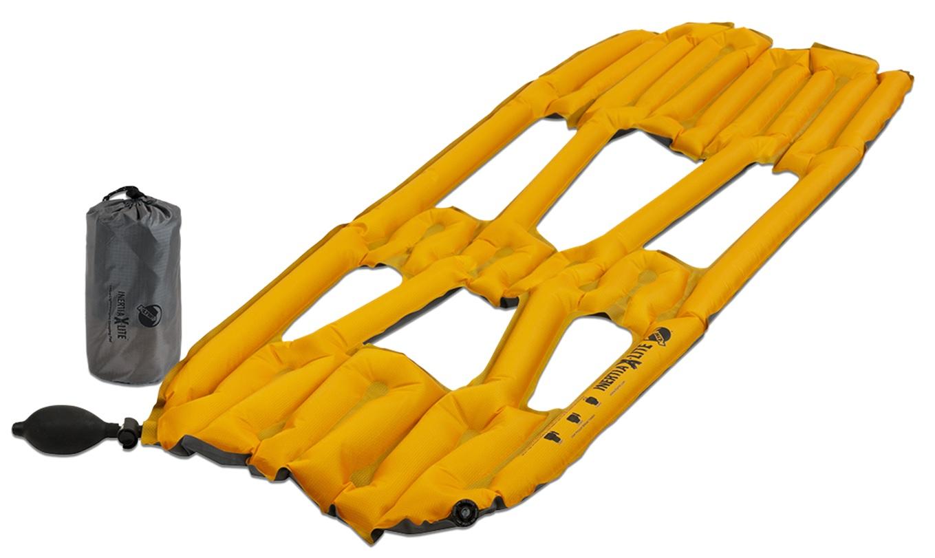 Надувной коврик Klymit Inertia X-Lite pad Orange, оранжевый (06ILOr01A)