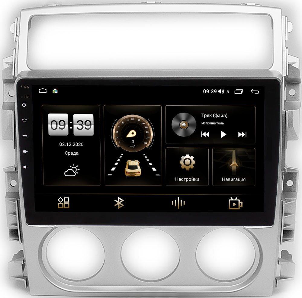 Штатная магнитола LeTrun 4166-9-365 для Suzuki Liana (2001-2008) на Android 10 (4G-SIM, 3/32, DSP, QLed) (+ Камера заднего вида в подарок!)