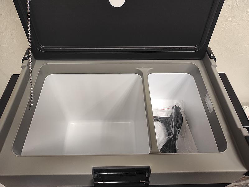 Автохолодильник компрессорный модель DC-42 (12/24В) (+ Пять аккумуляторов холода в подарок!)