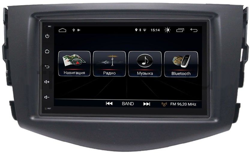 Штатная магнитола LeTrun 2159-RP-TYRV3Xb-13 для Toyota RAV4 (XA30) 2006-2013 Android 8.0.1 MTK-L