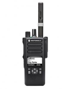 Профессиональная цифровая рация Motorola DP4601 motorola motorola mag one a5d коммерческая цифровая рация