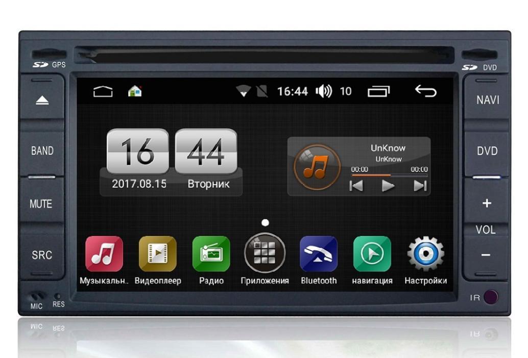 Штатная магнитола FarCar s200 для Nissan Universal на Android (V001) штатная магнитола farcar s200 для hyundai tucson на android v546r dsp