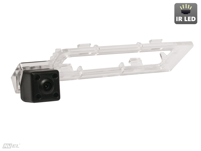 CMOS ИК штатная камера заднего вида AVS315CPR (#126) для SUBARU XV универсальная камера заднего вида avis avs310cpr 985 cmos со встроенной ик подсветкой