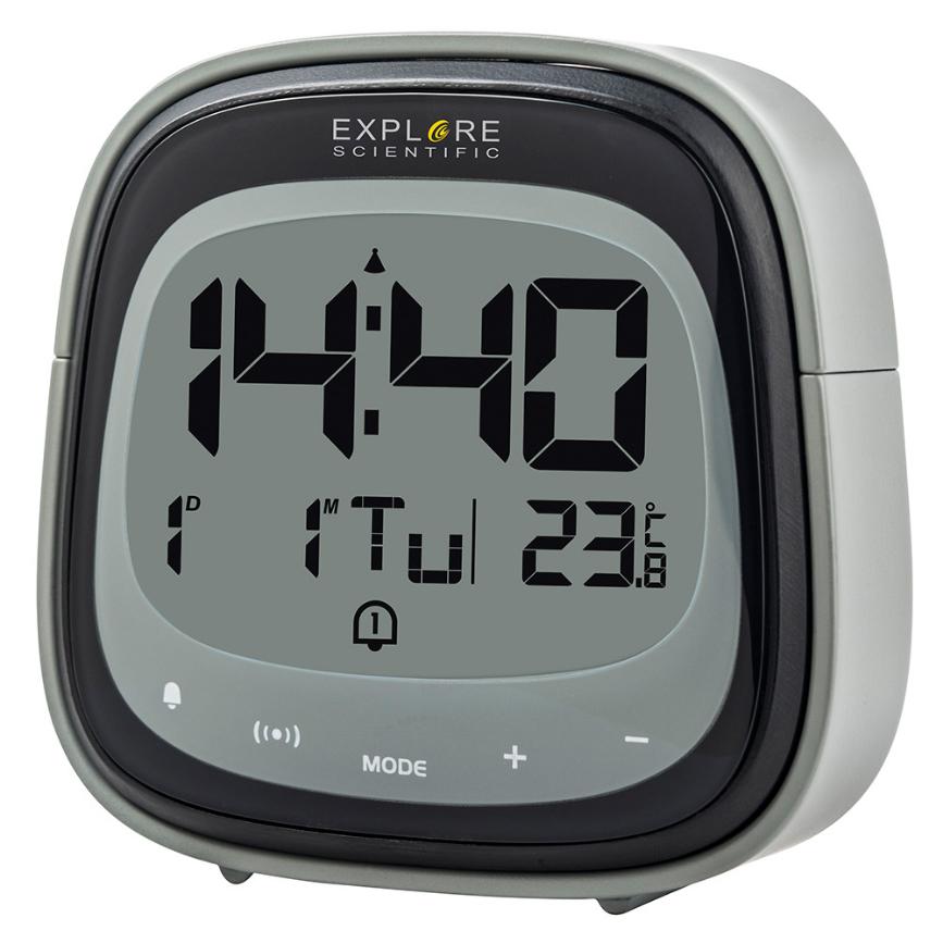 Фото - Часы цифровые Explore Scientific Dual с будильником, черные printio воскресный день на острове гранд жатт