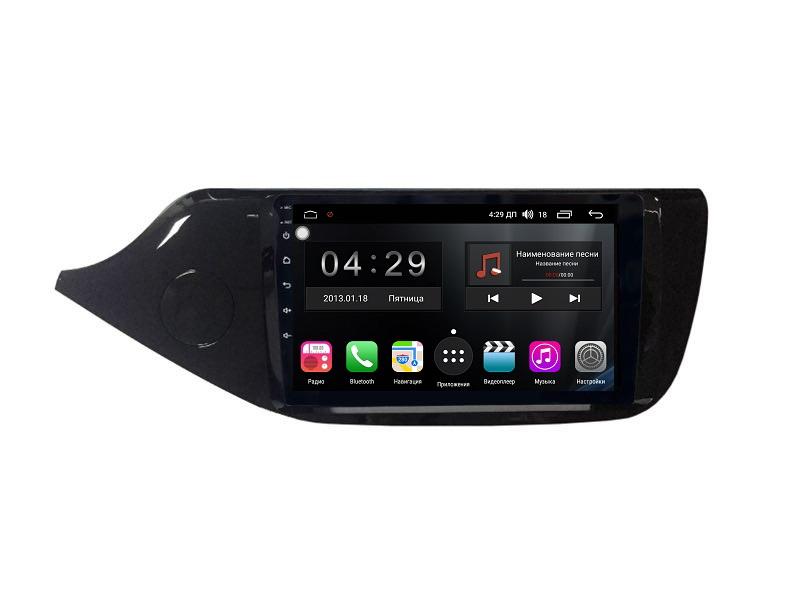 Штатная магнитола FarCar s300-SIM 4G для KIA Ceed 2012+ на Android (RG216R) (+ Камера заднего вида в подарок!)