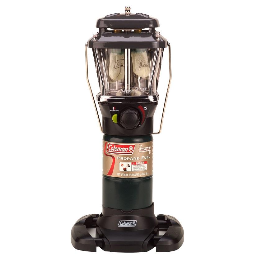 Лампа газовая пропановая Coleman ELITE PROPAN LANTERN (+ Поливные капельницы в подарок!)
