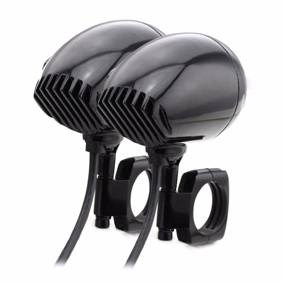 """Фото - Мотоакустика Ergo ER500M (встроенный усилитель, 3"""" Hi-Fi динамики 2 шт. 2х80 Вт.) черный матрас diamond rush cocos ergo 40sm 160x200x43 см"""