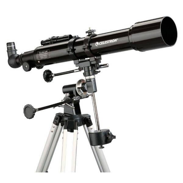 Фото - Телескоп Celestron PowerSeeker 70 EQ (+ Книга «Космос. Непустая пустота» в подарок!) телескоп celestron powerseeker 127 eq