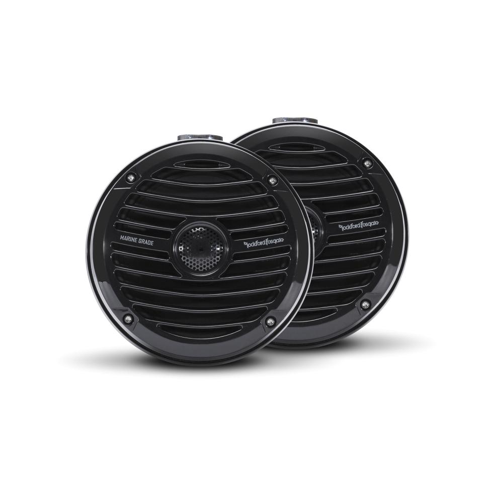 Корпусные громкоговорители 6,5 Rockford Fosgate RM1652W-B черный (2шт.) (+ Салфетки из микрофибры в подарок)
