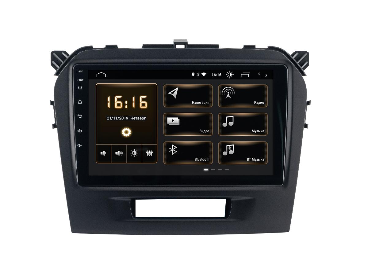 Штатная магнитола Incar XTA-1707 для Suzuki Vitara (Android 10) (+ Камера заднего вида в подарок!)