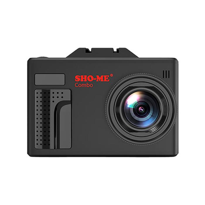 Видеорегистратор SHO-ME COMBO Note Mstar (+ Антисептик-спрей для рук в подарок!)