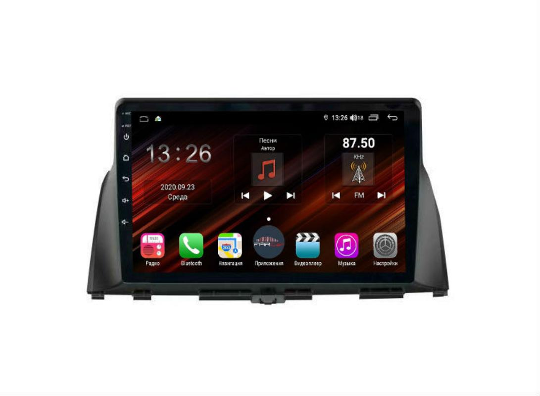 Штатная магнитола FarCar s400 Super HD для KIA Optima на Android (XH580R) (+ Камера заднего вида в подарок!)