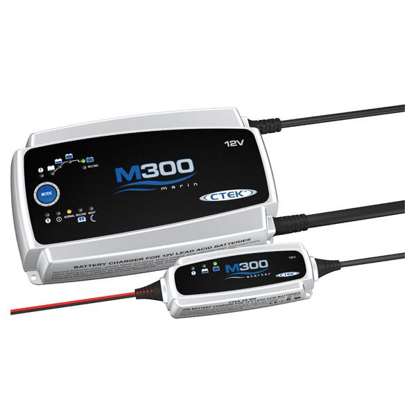 Зарядное устройство Ctek M300 (+ Power Bank в подарок!)