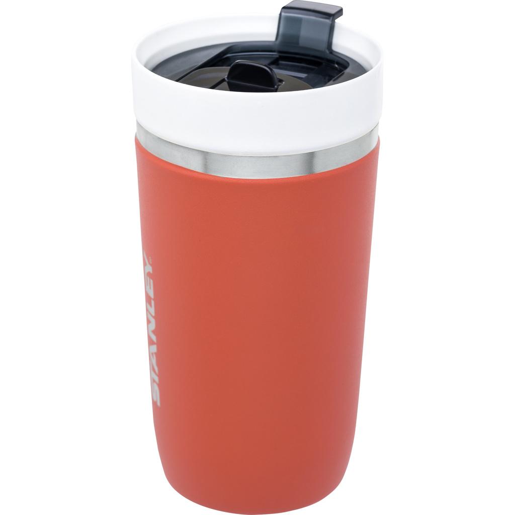 Термостакан Stanley Ceramivac 0,48 L Коралловый термосы и термокружки