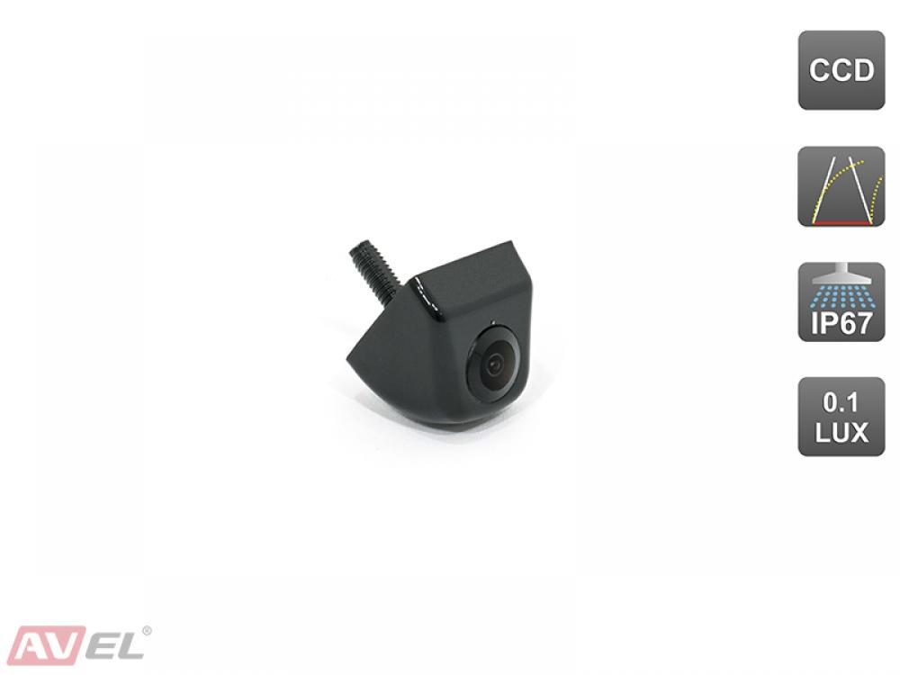 цены Универсальная камера заднего вида AVS311CPR (#980IPAS) c динамической разметкой