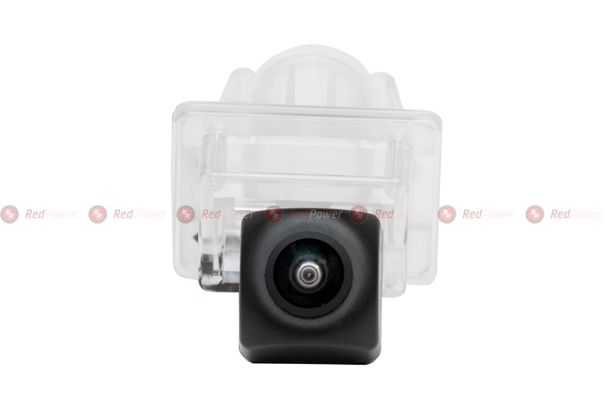 Камера Fish eye RedPower BEN355 для Mercedes-Benz под лампу C (W204), CL (W216), E (W212), S (W221), Viano (W639) 14+