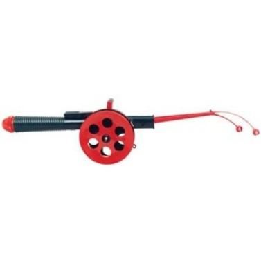Зим удочка Bumerang Special (Рукоятка-пластик, Хлыст - пластик) (+ Леска в подарок!)