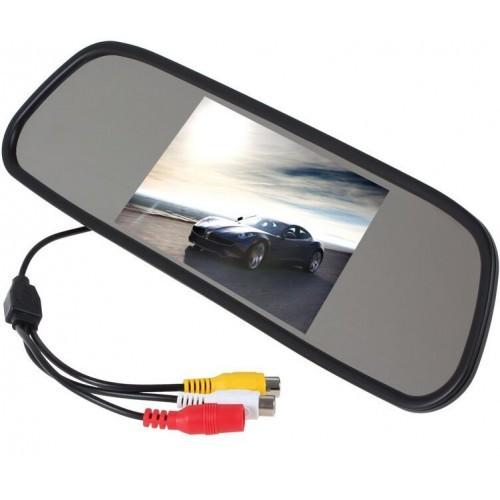Зеркало монитор для камеры заднего вида Eplutus CX500