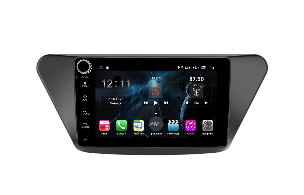 Штатная магнитола FarCar s400 для Lifan X50 2012+ на Android (H561RB)