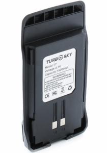 Аккумулятор для рации TurboSky T7 аккумулятор для рации combat ап 31