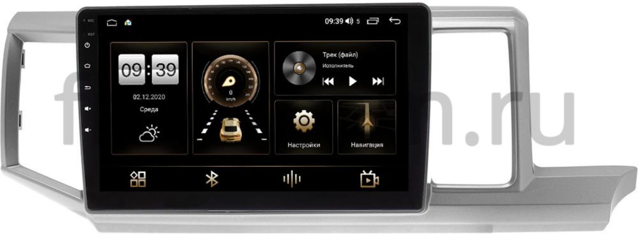Штатная магнитола LeTrun 4165-10-1139 для Honda Stepwgn IV 2009-2015 (правый руль) на Android 10 (4G-SIM, 3/32, DSP, QLed) (+ Камера заднего вида в подарок!)