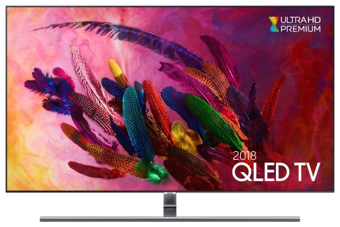 цена на Телевизор Samsung (QE75Q7FNAUXRU) 75'' Silver