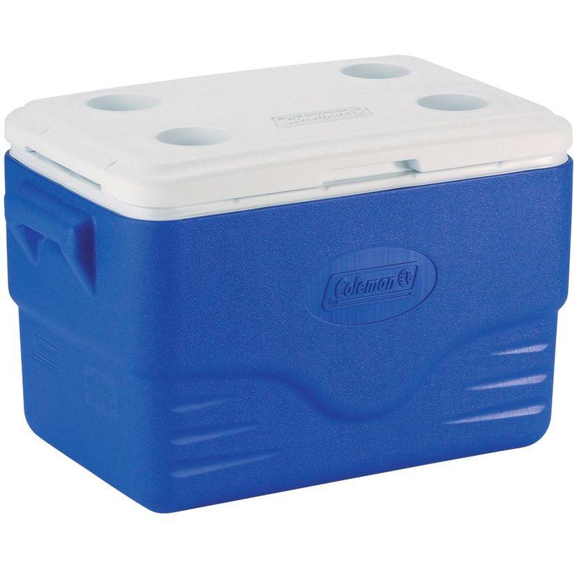 Контейнер изотермический Coleman 36 QUART PERFORMANCE (34 л) контейнер изотермический campingaz isotherm 17l цвет синий объём 17l время хранения продуктов с аккумулятором холода до 20 5ч размер 39х46х27