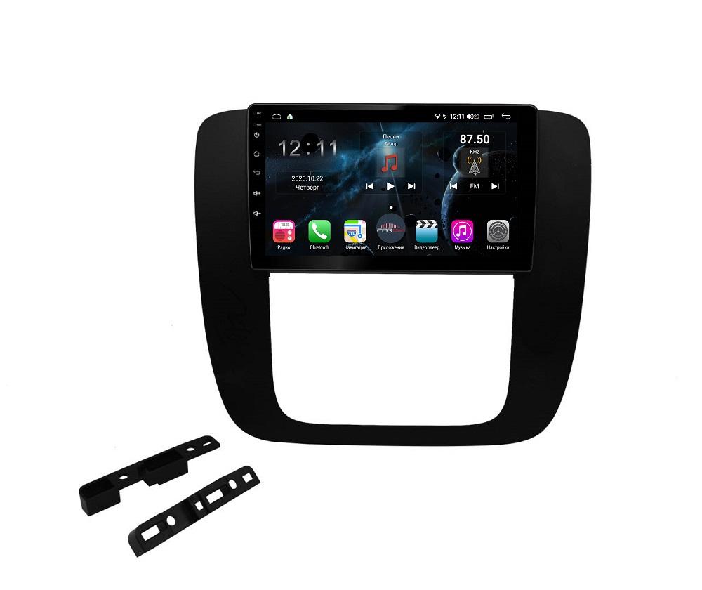 Штатная магнитола FarCar s400 для Chevrolet Tahoe на Android (H1174R) (+ Камера заднего вида в подарок!)
