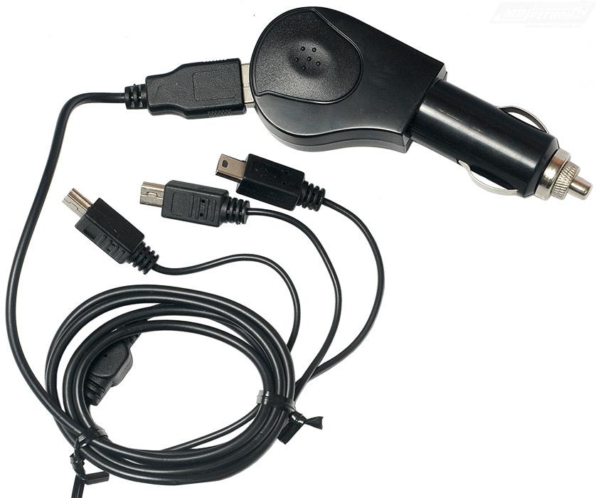 Автомобильное зарядное устройство для XP Deus автомобильное зарядное устройство volto серое