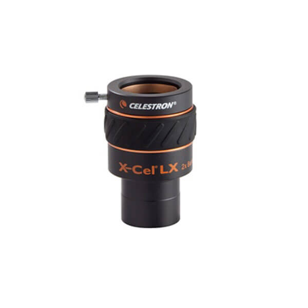 Фото - Линза Барлоу Celestron X-Cel LX 2х, 1,25 линза giro giro scan gaze оранжевый