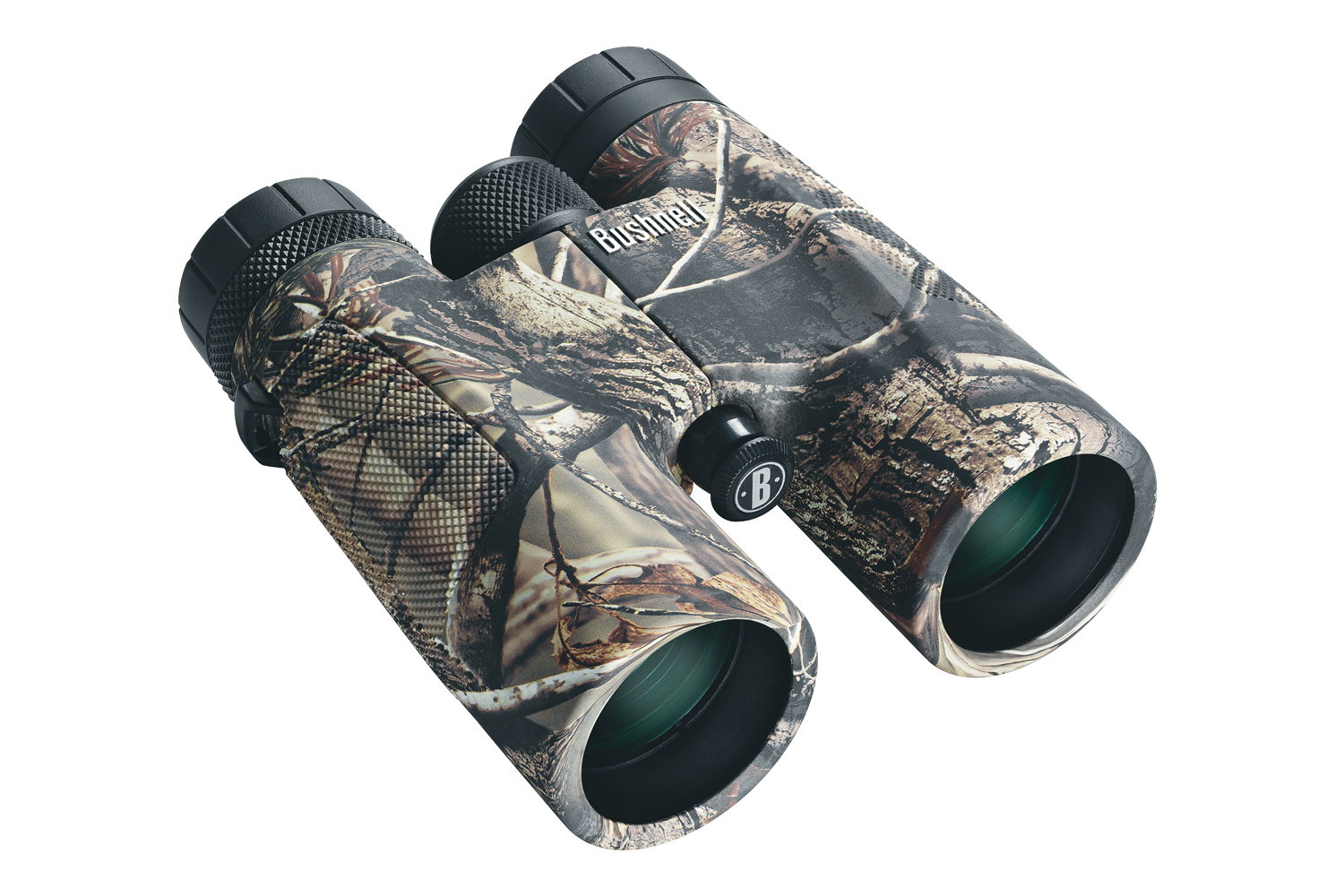 Бинокль Bushnell PowerView ROOF 10x42 camo бинокль carl zeiss 10x42 hd conquest