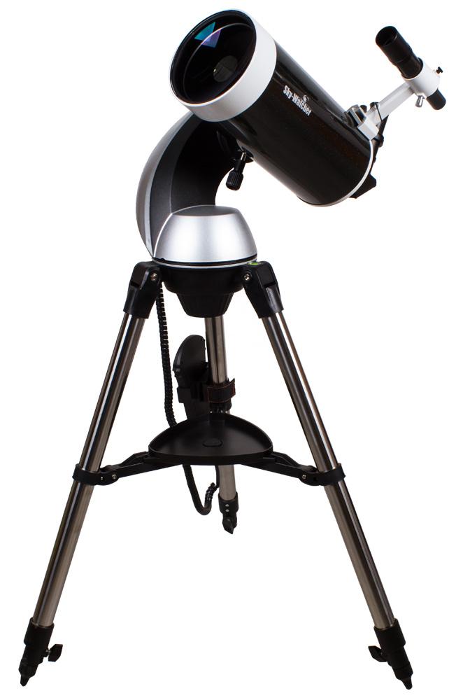 Фото - Телескоп Sky-Watcher BK MAK127 AZGT SynScan GOTO (+ Книга «Космос. Непустая пустота» в подарок!) телескоп sky watcher mak90 az gte synscan goto
