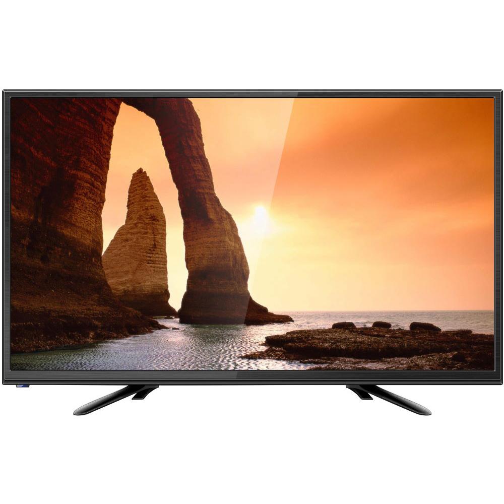 Телевизор Erisson 24 24LM8000T2 черный