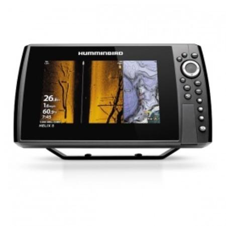 Эхолот/картплоттер Humminbird HELIX 8x CHIRP MEGA SI+ GPS G3N