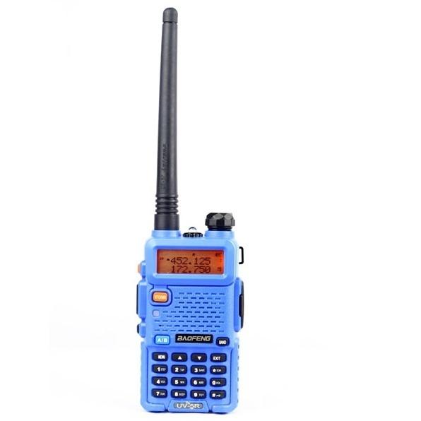 Портативная рация Baofeng UV-5R Blue