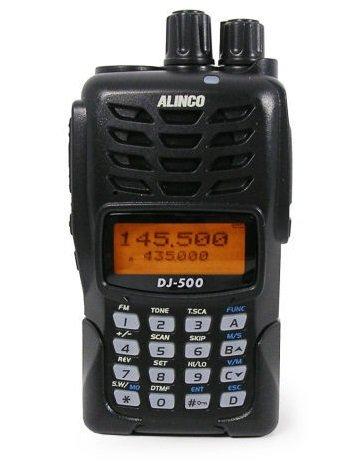Портативная рация Alinco DJ-500 портативная рация alinco dj a41