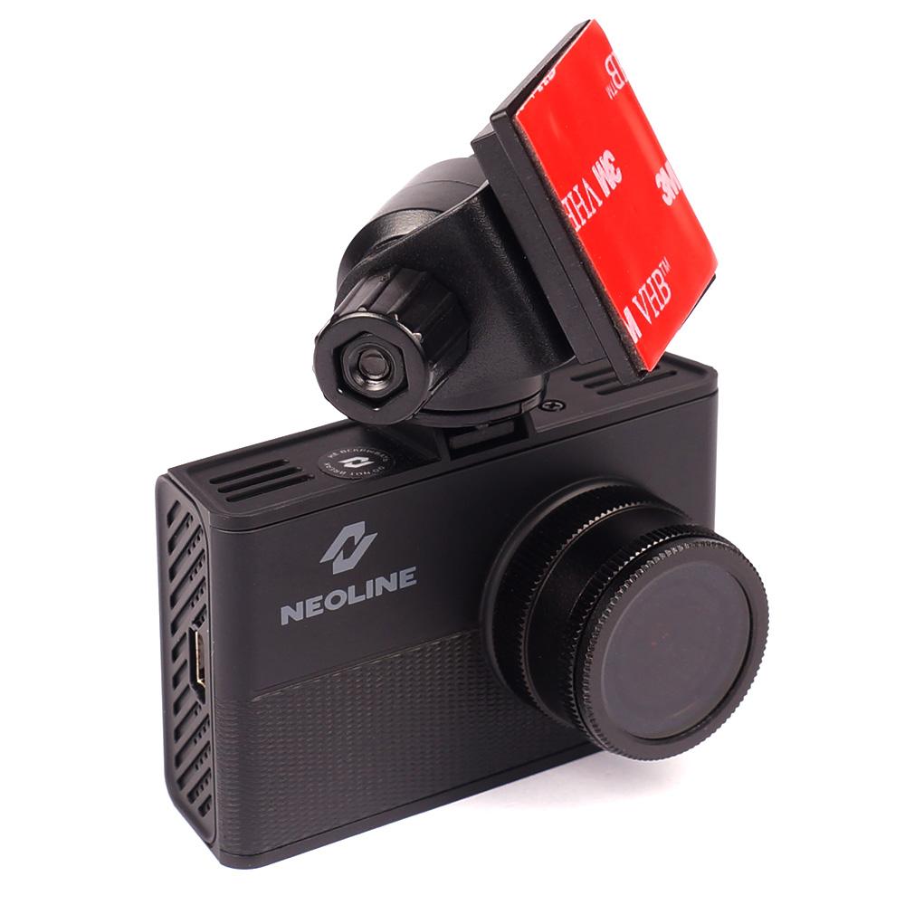 Видеорегистратор Neoline Wide S31Neoline<br>Высокое качество видеосъемки благодаря мощному процессору, функции WDR и антибликовому CPL-фильтру, а также расширенная комплектация и розничная цена делают NEOLINE Wide S31 одним из самых сбалансированных и выгодных видеорегистраторов на рынке.